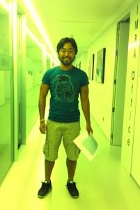 Japanese Graduate of International MBA program