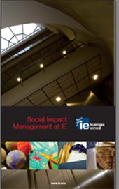 Social Impact Management @ IE