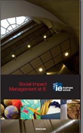 Social Impact Management @ IE