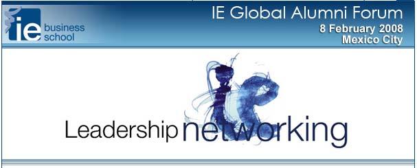IE Global Alumni Forum
