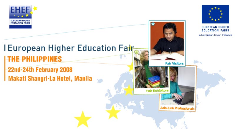 European Higher Education Fair, Manila