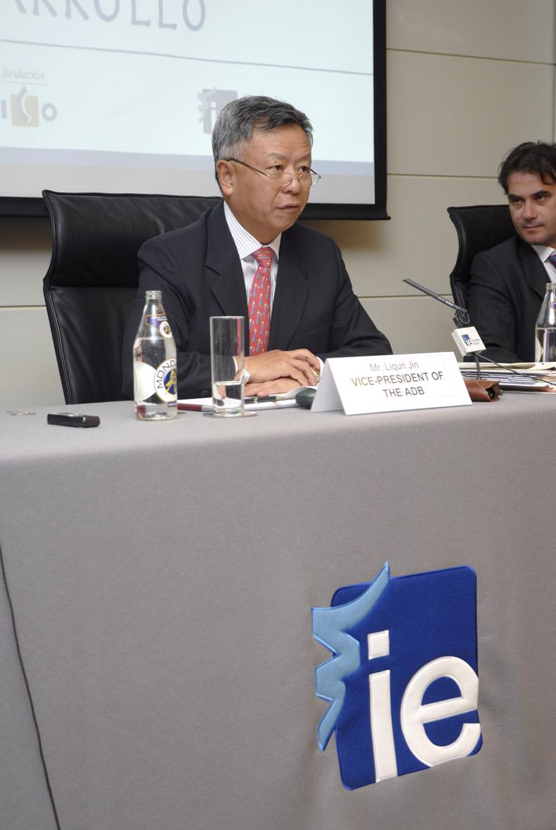 Liqun Jin at IE Business School