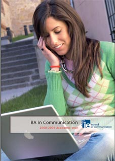 IE University - BA in Communication