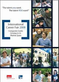 IE Business Schoolâ??s 8th International Careers Fair