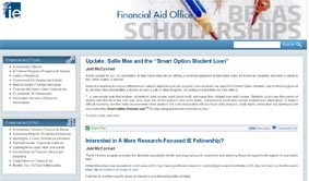 Financial Aid Office Blog