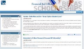 Financial Aid Office Blog