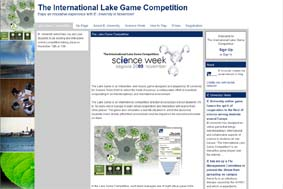 International Lake Competition